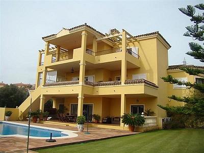 Image 1 | 5 bedroom villa for sale with 1,880m2 of land, Sotogrande, Cadiz, Andalucia 177227