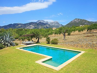 Image 2 | 4 bedroom villa for sale, Campanet, Mallorca 177539