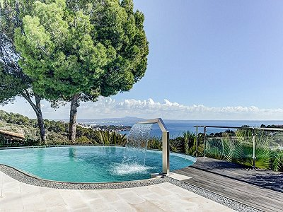 Image 2 | 5 bedroom villa for sale with 1,200m2 of land, Bendinat, South Western Mallorca, Mallorca 177555
