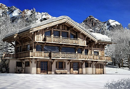 Image 1 | 5 bedroom ski chalet for sale, Combloux, Megeve, Haute-Savoie , Rhone-Alpes 177607