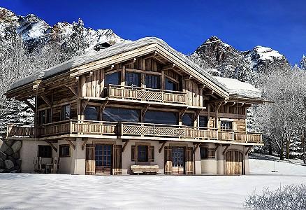 5 bedroom ski chalet for sale, Combloux, Megeve, Haute-Savoie, Rhone-Alpes
