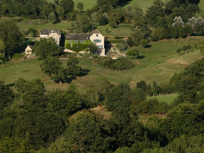 Image 3 | 8 bedroom farmhouse for sale with 69,000m2 of land, Najac, Aveyron , Midi-Pyrenees 177694