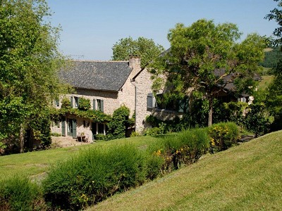 Image 4 | 8 bedroom farmhouse for sale with 69,000m2 of land, Najac, Aveyron , Midi-Pyrenees 177694