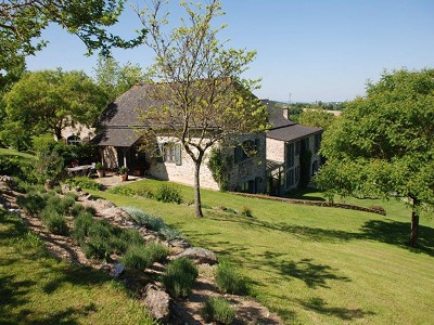 Image 5 | 8 bedroom farmhouse for sale with 69,000m2 of land, Najac, Aveyron , Midi-Pyrenees 177694