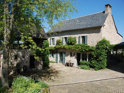 Image 6 | 8 bedroom farmhouse for sale with 69,000m2 of land, Najac, Aveyron , Midi-Pyrenees 177694