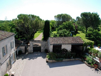 Image 11 | 6 bedroom farmhouse for sale with 5 hectares of land, Cordes sur Ciel, Tarn , Midi-Pyrenees 177696