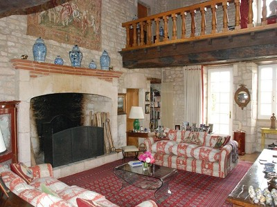 Image 18 | 6 bedroom farmhouse for sale with 5 hectares of land, Cordes sur Ciel, Tarn , Midi-Pyrenees 177696