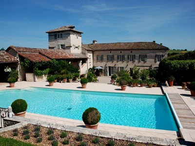 Image 4 | 6 bedroom farmhouse for sale with 5 hectares of land, Cordes sur Ciel, Tarn , Midi-Pyrenees 177696