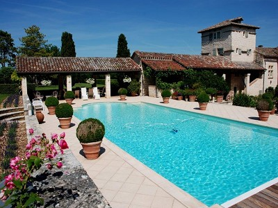 Image 6 | 6 bedroom farmhouse for sale with 5 hectares of land, Cordes sur Ciel, Tarn , Midi-Pyrenees 177696
