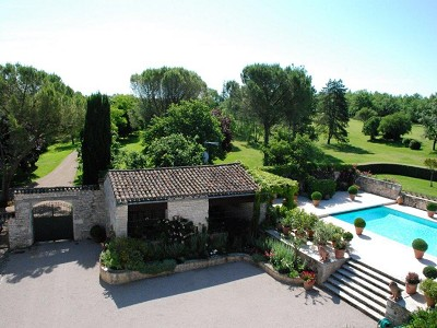 Image 8 | 6 bedroom farmhouse for sale with 5 hectares of land, Cordes sur Ciel, Tarn , Midi-Pyrenees 177696