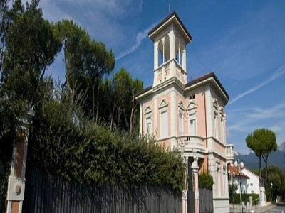 Image 13 | 7 bedroom villa for sale with 350m2 of land, Forte dei Marmi, Lucca, Tuscany 177698
