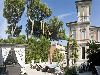 Image 3 | 7 bedroom villa for sale with 350m2 of land, Forte dei Marmi, Lucca, Tuscany 177698