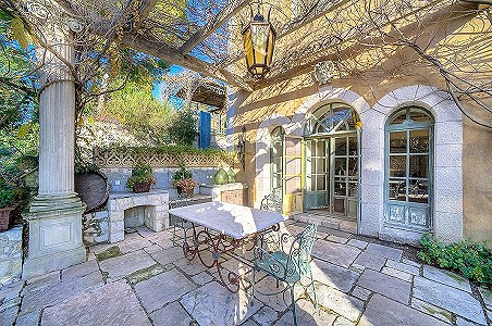 Image 10 | 15 bedroom French chateau for sale with 1.06 hectares of land, La Colle Sur Loup, Alpes-Maritimes 6, French Riviera 177711