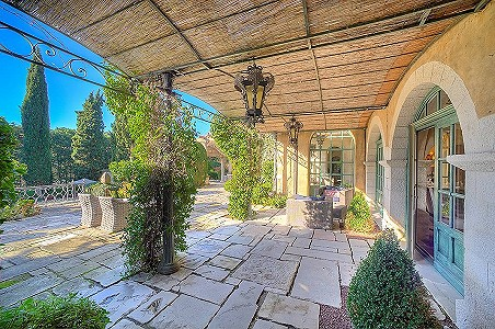 Image 11 | 15 bedroom French chateau for sale with 1.06 hectares of land, La Colle Sur Loup, Alpes-Maritimes 6, French Riviera 177711