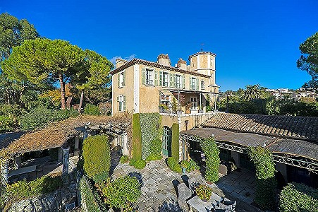 Image 3 | 15 bedroom French chateau for sale with 1.06 hectares of land, La Colle Sur Loup, Alpes-Maritimes 6, French Riviera 177711