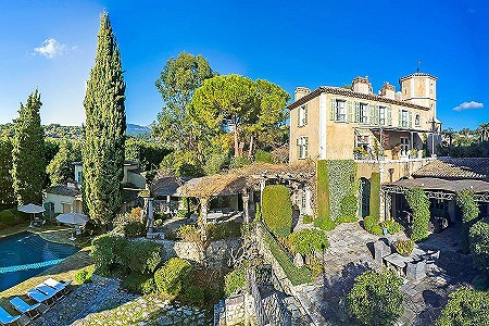 Image 4 | 15 bedroom French chateau for sale with 1.06 hectares of land, La Colle Sur Loup, Alpes-Maritimes 6, French Riviera 177711