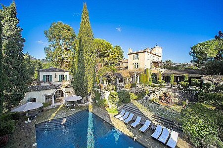 Image 5 | 15 bedroom French chateau for sale with 1.06 hectares of land, La Colle Sur Loup, Alpes-Maritimes 6, French Riviera 177711