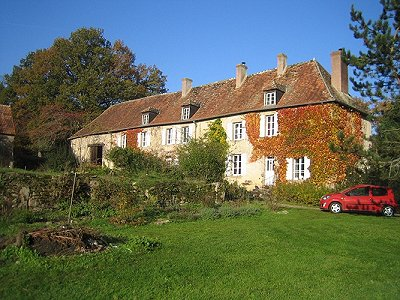 4 bedroom manor house for sale, Creuse, Creuse, Limousin