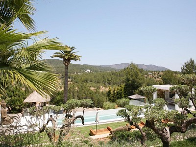 Image 1 | 6 bedroom villa for sale, San Lorenzo, Sant Joan de Labritja, Ibiza 178123