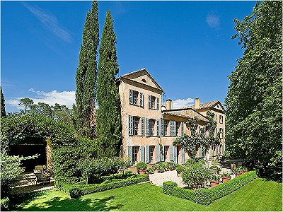 Image 2 | 10 bedroom manor house for sale with 172 hectares of land, Brignoles, Var , Provence French Riviera 178134