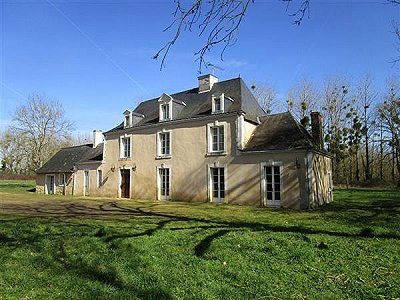 Image 1 | 3 bedroom farmhouse for sale with 0.8 hectares of land, La Fleche, Sarthe , Loire Valley 178293