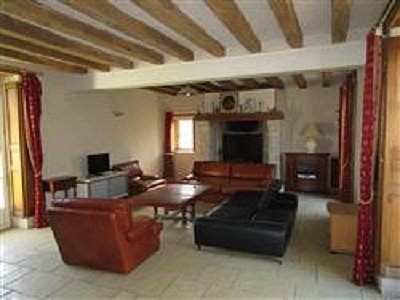 Image 2 | 3 bedroom farmhouse for sale with 0.8 hectares of land, La Fleche, Sarthe , Loire Valley 178293