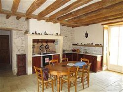 Image 5 | 3 bedroom farmhouse for sale with 0.8 hectares of land, La Fleche, Sarthe , Loire Valley 178293