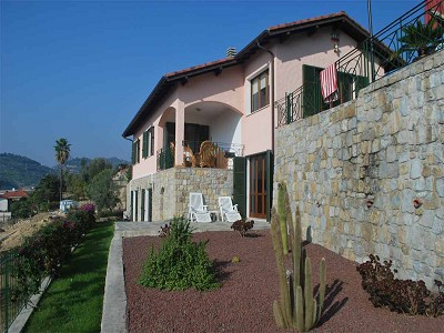 Image 1 | 4 bedroom villa for sale with 2,000m2 of land, Bordighera, Imperia, Liguria 178300