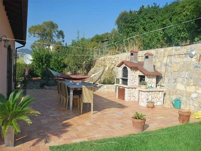 Image 7 | 4 bedroom villa for sale with 2,000m2 of land, Bordighera, Imperia, Liguria 178300