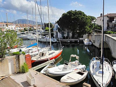 Studio for sale, Port Grimaud, Provence French Riviera