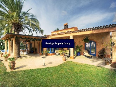 Image 1 | 7 bedroom villa for sale with 0.86 hectares of land, Arona, Southern Tenerife, Tenerife 178424