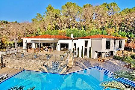 5 bedroom villa for sale, Mouans Sartoux, Valbonne, Provence French Riviera