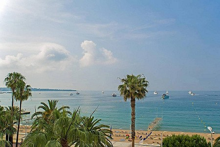6 bedroom penthouse for sale, Croisette, Cannes, Provence French Riviera