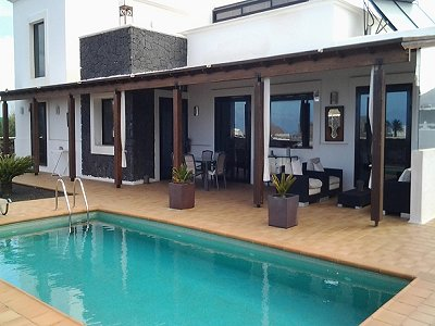 3 bedroom villa for sale, Yaiza, Lanzarote
