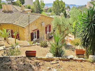 Image 7 | 4 bedroom villa for sale with 2,298m2 of land, Peguera, South Western Mallorca, Mallorca 178836
