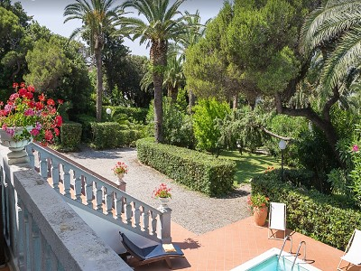 Image 10 | 7 bedroom villa for sale with 0.4 hectares of land, Castiglioncello, Livorno, Tuscany 178945