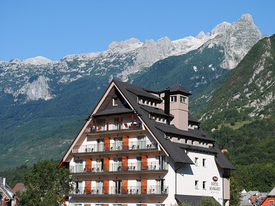 36 bedroom hotel for sale, Bovec, Gorizia