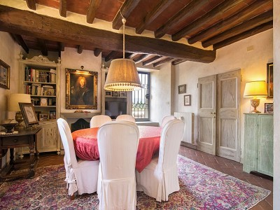 Image 15 | 7 bedroom farmhouse for sale with 2 hectares of land, Chianti, Florence, Tuscany 179293