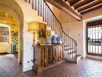 Image 17 | 7 bedroom farmhouse for sale with 2 hectares of land, Chianti, Florence, Tuscany 179293