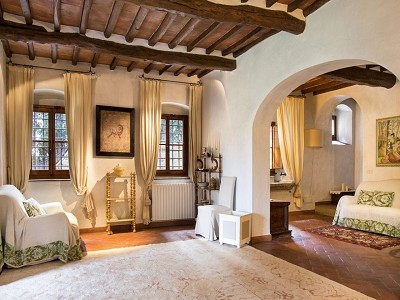 Image 24 | 7 bedroom farmhouse for sale with 2 hectares of land, Chianti, Florence, Tuscany 179293