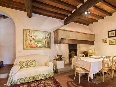 Image 26 | 7 bedroom farmhouse for sale with 2 hectares of land, Chianti, Florence, Tuscany 179293