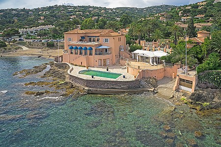 7 bedroom villa for sale, Les Issambres, Sainte Maxime, French Riviera