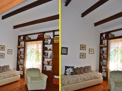 Image 11   4 bedroom farmhouse for sale, Parrano, Terni, Umbria 179552