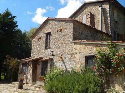 Image 3   4 bedroom farmhouse for sale, Parrano, Terni, Umbria 179552
