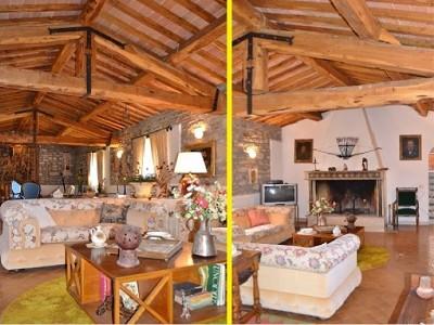 Image 9   4 bedroom farmhouse for sale, Parrano, Terni, Umbria 179552