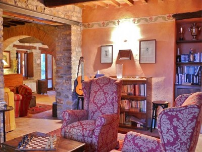 Image 13 | Farmhouse and gite complex in Montegabbione, Umbria for sale with land 179557