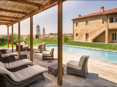 Image 1 | 4 bedroom farmhouse for sale with 0.5 hectares of land, Montaione, Florence, Chianti 179651