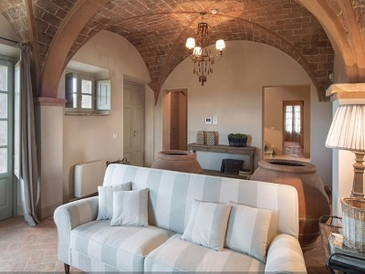 Image 19 | 4 bedroom farmhouse for sale with 0.5 hectares of land, Montaione, Florence, Chianti 179651