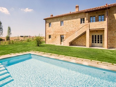 Image 3 | 4 bedroom farmhouse for sale with 0.5 hectares of land, Montaione, Florence, Chianti 179651