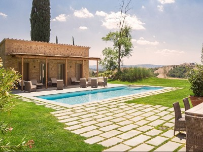 Image 5 | 4 bedroom farmhouse for sale with 0.5 hectares of land, Montaione, Florence, Chianti 179651